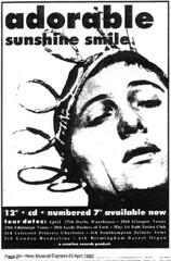 """Adorable Sunshine Smile advert 1992 <a style=""""margin-left:10px; font-size:0.8em;"""" href=""""http://www.flickr.com/photos/58583419@N08/5461279568/"""" target=""""_blank"""">@flickr</a>"""