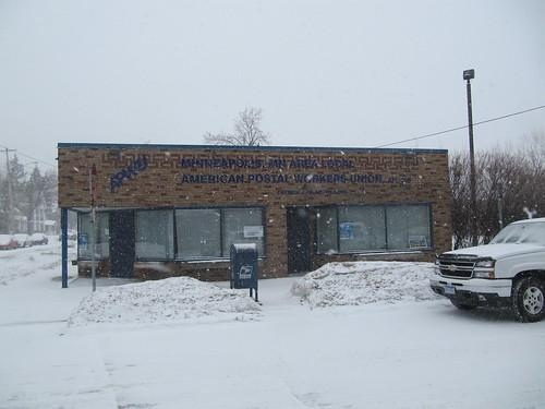 APWU Minneapolis MN Area Local American Postal Workers Union