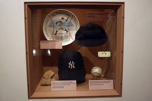 Don Larsen's perfect game