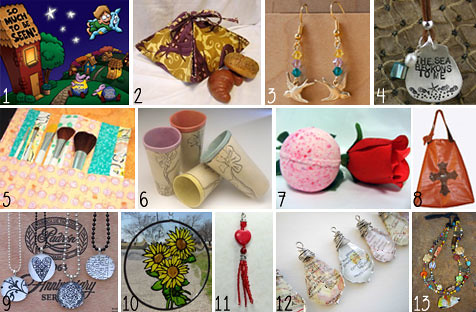 Funky Finds Spring Fling - Vendor Preview #2