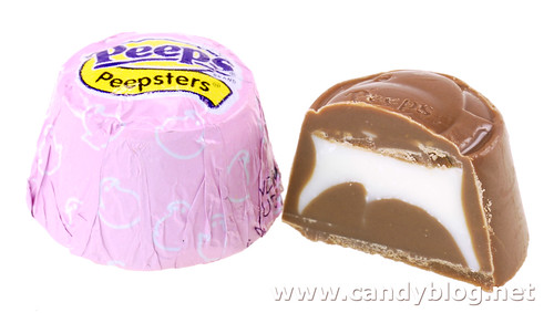 Peeps Peepsters - Milk Chocolate Cremes