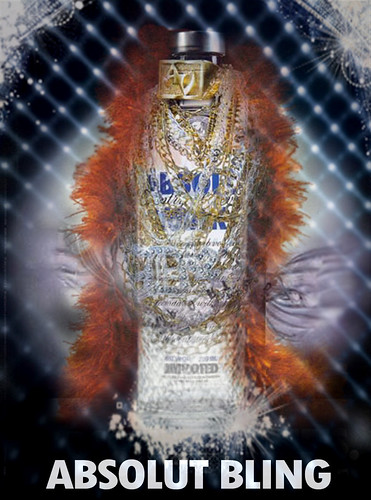 Absolut Bling