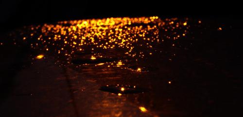 Streetlight Pointillism