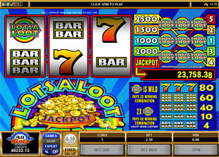 LotsaLoot slot game online review