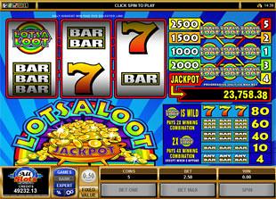 LotsaLoot slot game online review