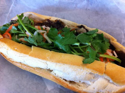 Huy's Sandwich (biggest bánh mì shop)