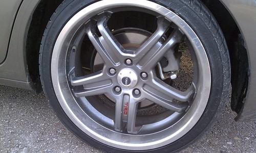Scion xB Wheel