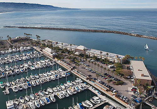 Hotels Near LAX | Portofino Hotel & Yacht Club