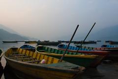 Fewa Lake (Milan G) Tags: nepal taal pokhara fewa