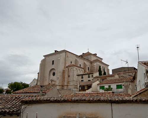 Iglesia de Nuestra Señora de la Asunción en Chinchón