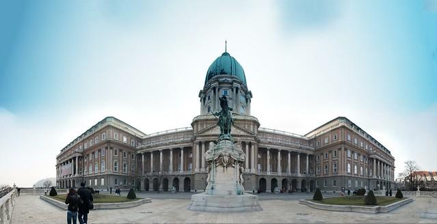 Magyar Nemzeti Galéria a Budavári Palotában