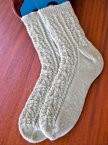 Laurel Socks- Done