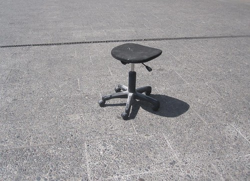 самотній стілець