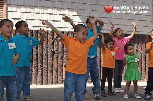 kids dancing mfh