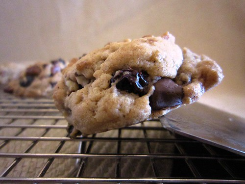 Tipping Point of Cookie with Spatula