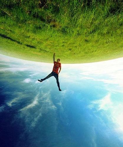 Foto Perspektif yang Kreatif