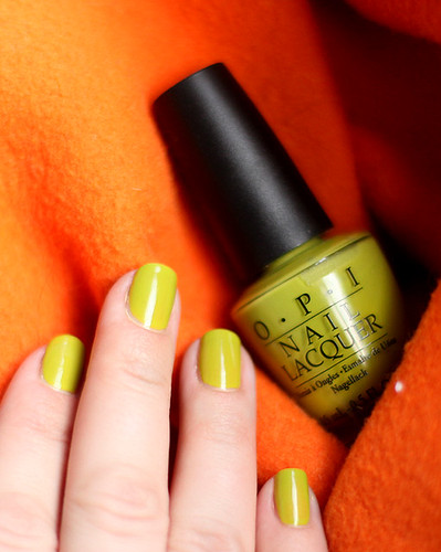 OPI Who The Shrek Are You
