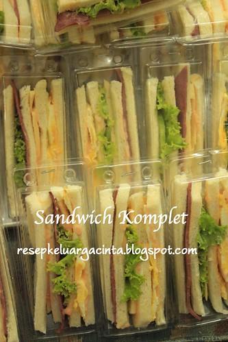 Sandwich Komplit