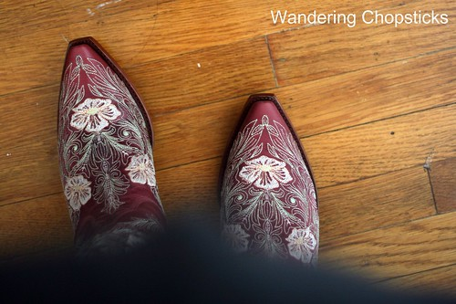 Old Gringo Sheridan Cowboy Boots
