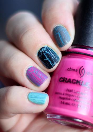 China Glaze Crackleglaze