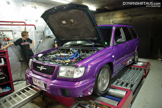Mercury Charity Dyno Day 2011