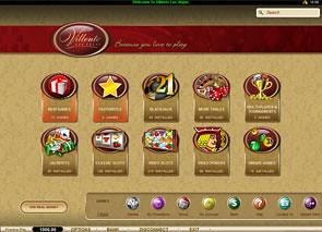 Villento Casino Lobby