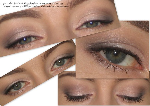 Guerlain Ecrin 6 Eyeshadow in 93 Rue de Passy