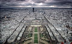 Tour Montparnasse.. (Luuk van Kaathoven) Tags: paris tower skyline tour view eiffel van montparnasse luuk luukvankaathovennl kaathoven