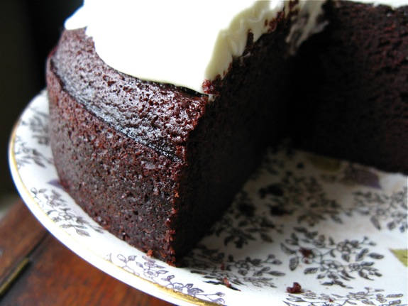 chocolate guinness cake 007
