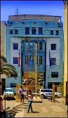 Antofagasta Edificio Policía de Investigaciones (Victorddt) Tags: chile photoshop edificio sonycybershot antofagasta policía investigaciones topazadjust