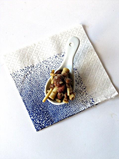 Zuppa di Legumi e Pasta Mista