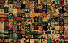 CD Album Covers Wallpaper_New Bigger Color