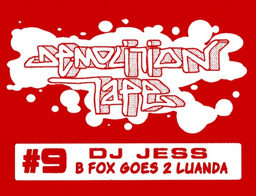 DJ Jess demolition tape