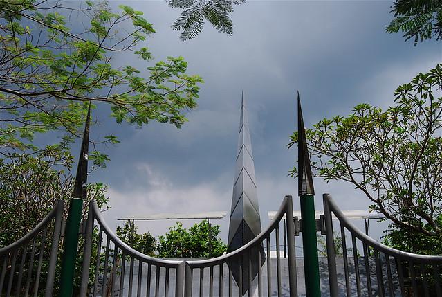 flight MI 185 memorial