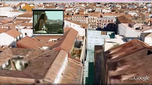 Bajarse al Moro en Google Earth