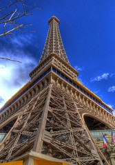 Paris Casino Eiffel Tower HDR