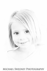 Sun Kissed (wybnormal) Tags: girl 50mm nikon child reflector d300 sb800