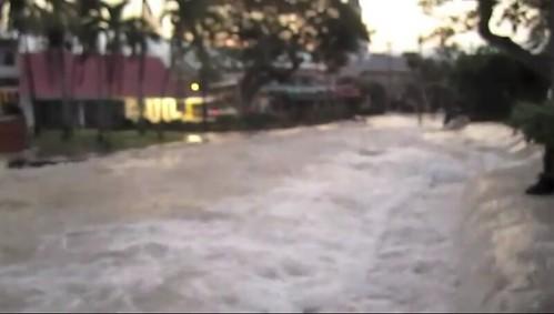Tsunami Surge - Kona, HI