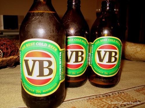 Victoria Bitter, Australia