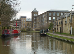 Leeds and Liverpool Canal by Tim Green aka atoach