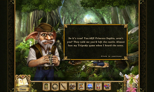 3-32 goblin woodsman