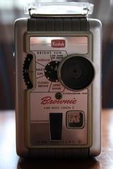 Uncle TImmy's Movie Camera (Read2me) Tags: she camera old vintage kodak brownie fromthepast gamewinner challengeyouwinner flickrchallengegroup flickrchallengewinner 15challengeswinner thechallengefactory storybookwinner storybookchallengegroupotr pregamesweepwinner