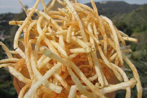Mohawk Bend: Fries