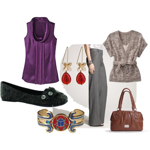 Dress You Up #3 A: Outfit #9