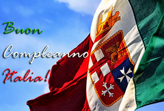 Happy Birthday ITALY ! 150years 1861/2011 (paolo brunetti) Tags: birthday italy italia anniversary flag country nation 150 celebration years patriot compleanno livorno 151 anni 1861 bandiera anniversario 2011 unita celebrazione patriota patrioti paololivorno paolobrunetti
