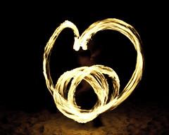 DSC_0855 (helfung) Tags: longexposure lightpainting bondi night painting fire lights sydney australia nsw poi longshutter firetwirling