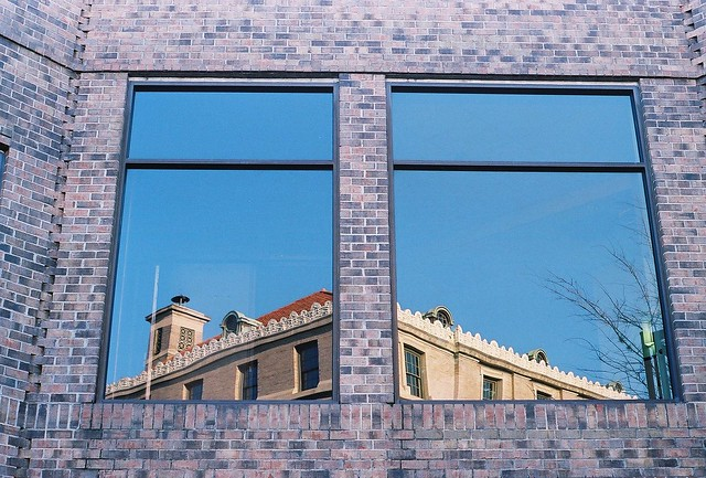 architecturally reflected