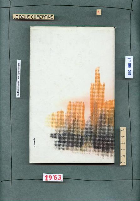 Elia Kazan, America America. CdE 1963. Quarta di sovracoperta