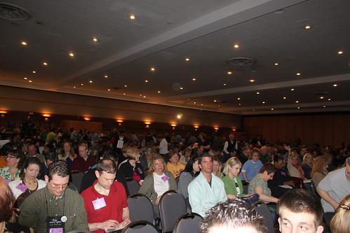 Keynote Audience