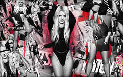 OUT // MISS GODNEY (Foxylmilan) Tags: hot magazine out spears femme britney fatale gma 29th foxylmilan